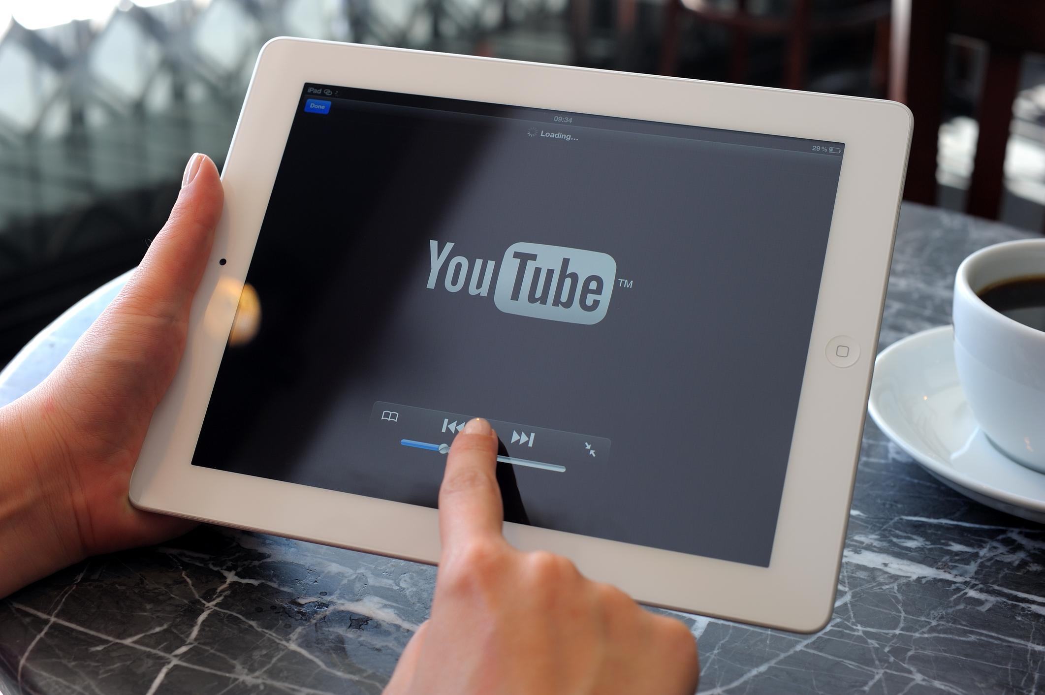 Черное продвижение на youtube